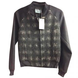 Antipodium London Check Bomber Jacket