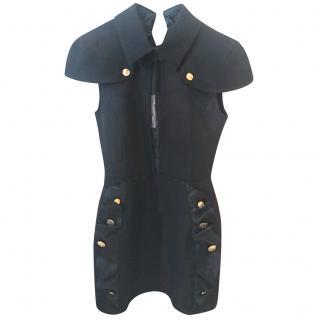 Elisabetta Franchi black dress