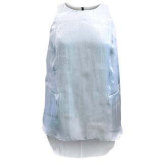Rag & Bone Pale Blue Top