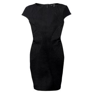 Georgia Hardinge Black Dress