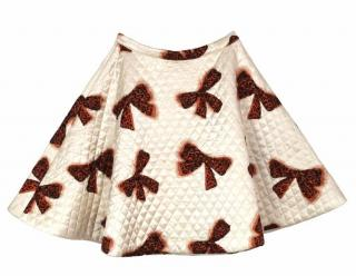 Alice by Temperley quilted mini Rossi skirt