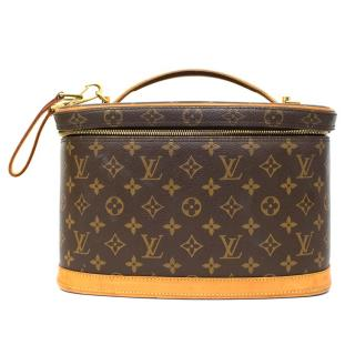 Louis Vuitton Nice Monogrammed Beauty Case