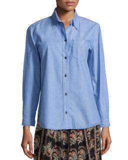 Etoile Isabel Marant Chambry Silk Shirt