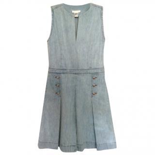 Chloe light blue denim dress