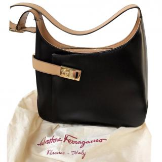 Salvatore Ferragamo  In Brown and Tan