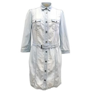 Burberry Brit Denim Dress
