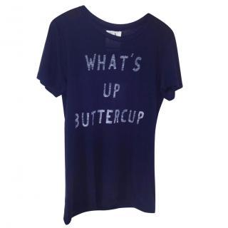 Zoe Karen What's Up Buttercup T-shirt