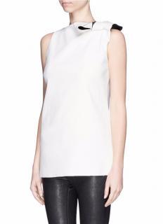 Lanvin sleeveless blouse