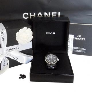 Chanel J12 Black Watch H3131