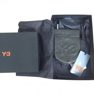 Y-3 Leather Coin Wallet