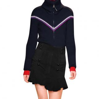Isabel Marant Navy Addy knitwear