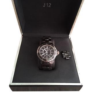 Chanel J12 38mm