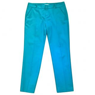 Calvin Klein Blue Trousers