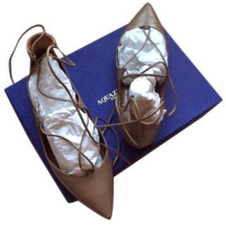 Aquazurra Christy Flats
