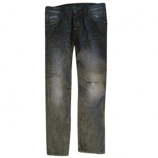 Dsquared 2 black/grey jeans