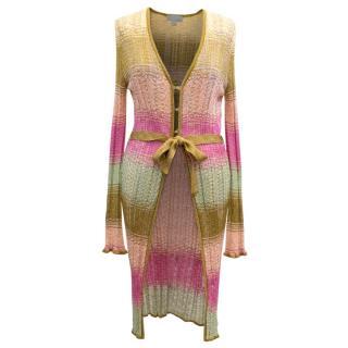 Missoni Multicolored Long Cardigan