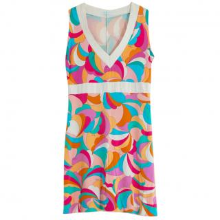 Emilio Pucci Colorful Dress
