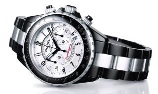 Chanel Superleggera Chronograph J12 Watch