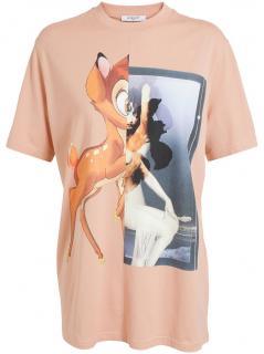 Givenchy bambi t-shirt