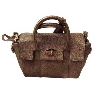 Mulberry Mini Bayswater Buckle