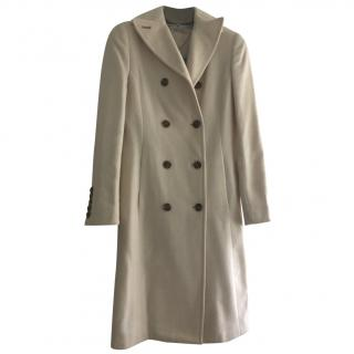 Tommy Hilfiger Wool Trench Coat