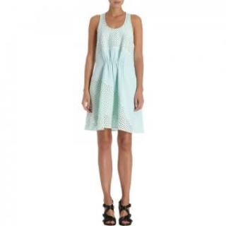 Phillip Lim Perforated Paneled dress