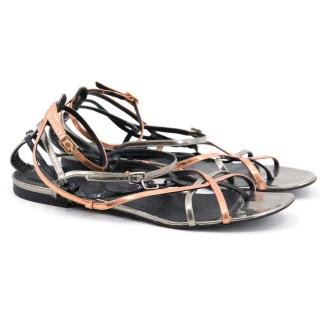 Pierre Hardy Strappy Sandals