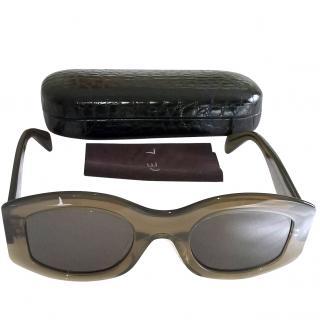 celine brown sunglasses