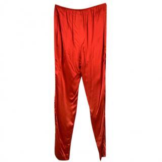 Lanvin Pantalon Trouser
