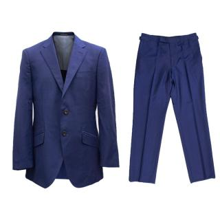 Richard James Blue Seishin Suit