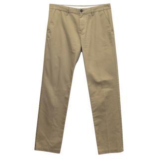 Burberry Brit Men's Khaki Trousers