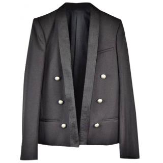 Balmain Black Jacket