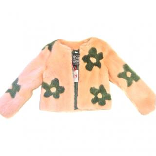 Shrimps Bambi Faux Fur Jacket