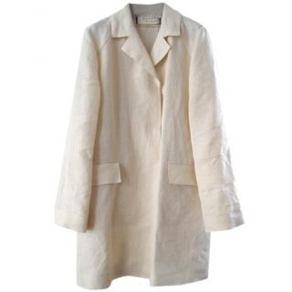 Marni linen coat