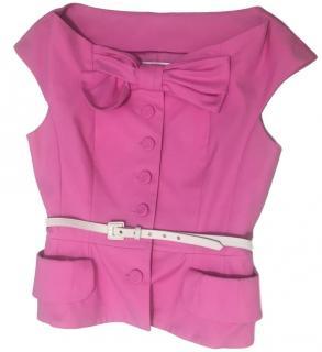 Dior Pink Jacket