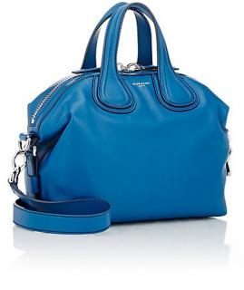 Givenchy Nightingale Small Electric Blue (Rare Colour)
