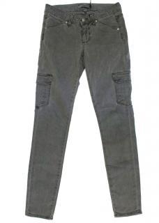 Paige Slate Curson Cargo Jeans