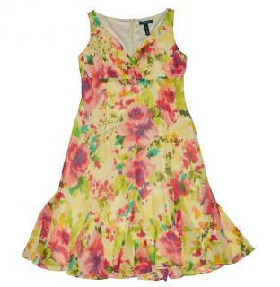 Lauren Ralph Lauren Stunning Flora Dress size 12