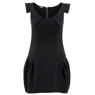 Miu Miu Black Mini Dress