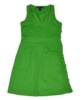 Marc by Marc Jacobs Lovely Green Cotton Dress