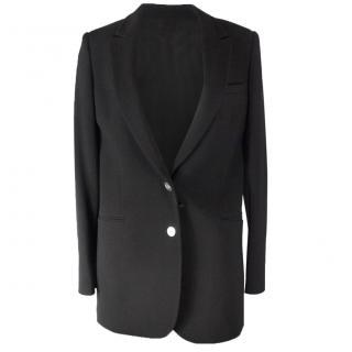 Emilio Pucci Virgin Wool Blazer UK 8