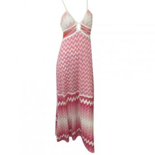 Missoni Mare Cut Out Maxi Dress.