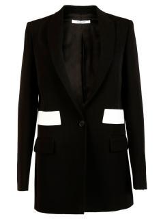 Givenchy Women's Black Blazer UK 8