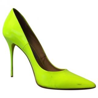 Gianmarco Lorenzi Neon Pumps