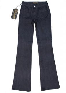 The Seafarer Indigo blue flared jeans