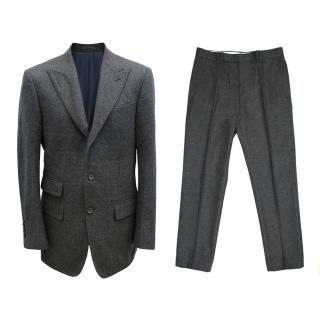 Suitsupply Grey Wool Suit