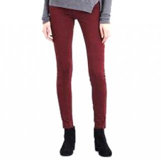 J Brand Maria Luxe Sateen super skinny jeans