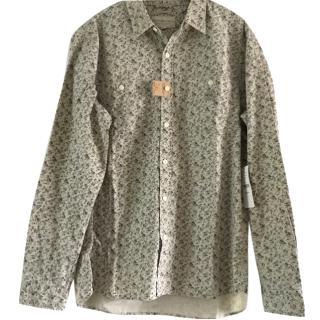 Ralph Lauren  Denim & Supply Eastwood flora shirt