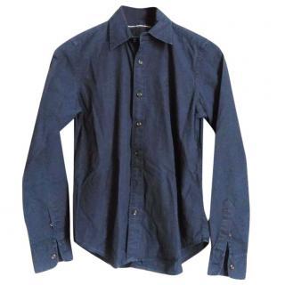 Ralph Lauren Sport Blue Classic Shirt