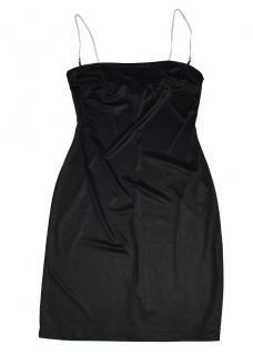 Dolce & Gabbana - Black Nylon Dress